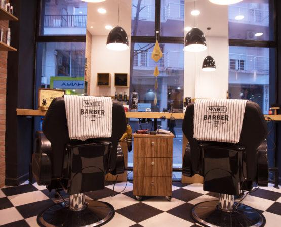 Barber Touch Hair Salloon Larisa