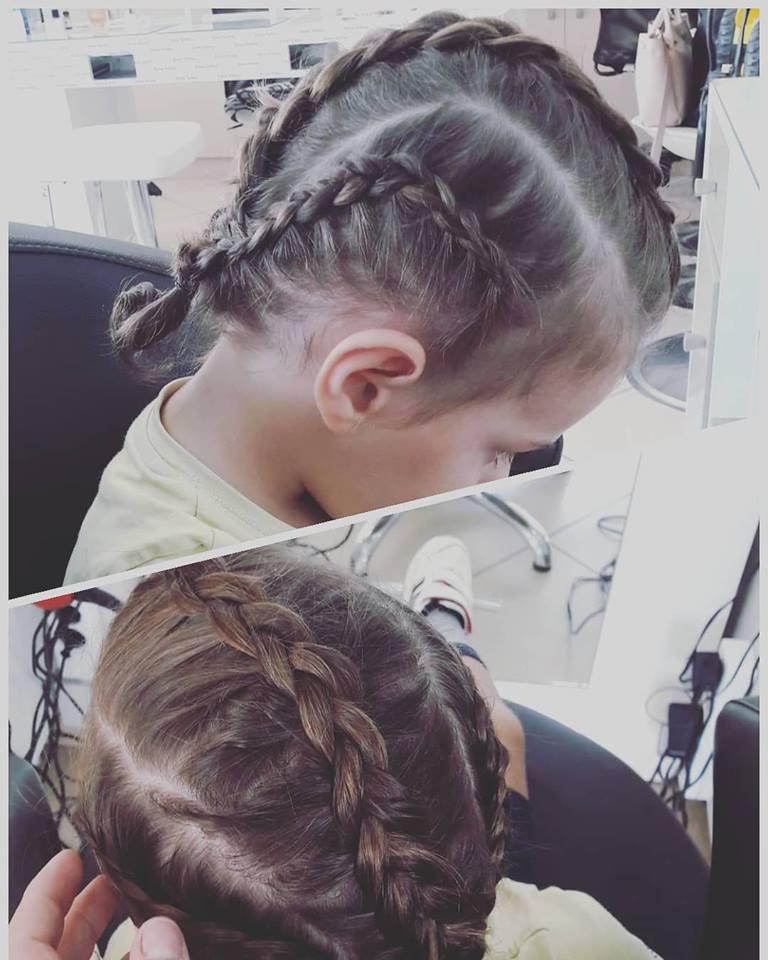 Paidiko Styling Touch Hair Salloon Larisa