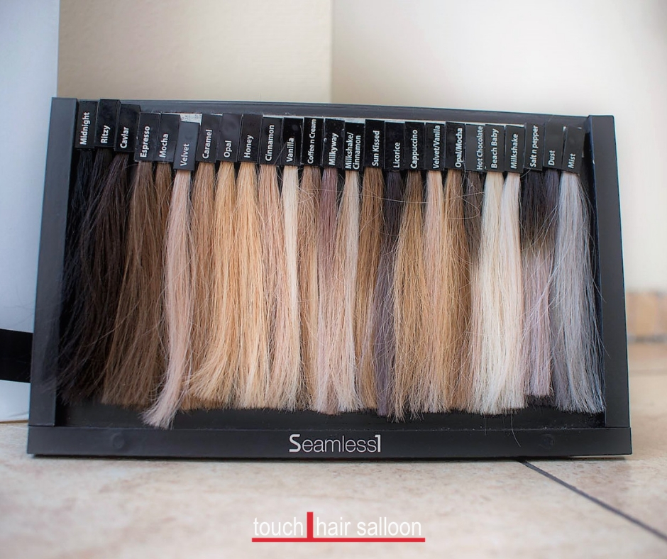 Extensions Seamless1 Touch Hair Salloon