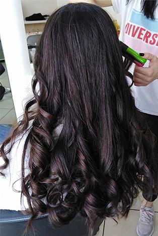 Βαφή Μαλλιών στα κομμωτήρια Touch Hair Salloon