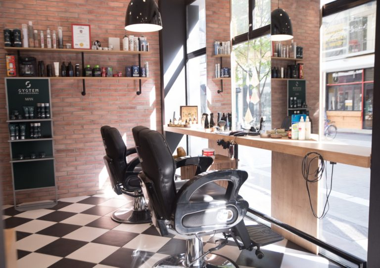 Touch Hair Salloon Κομμωτήρια Λάρισα
