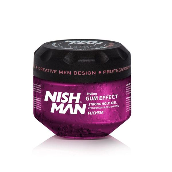 NISH MAN STYLING GEL CASUAL G2 300ML