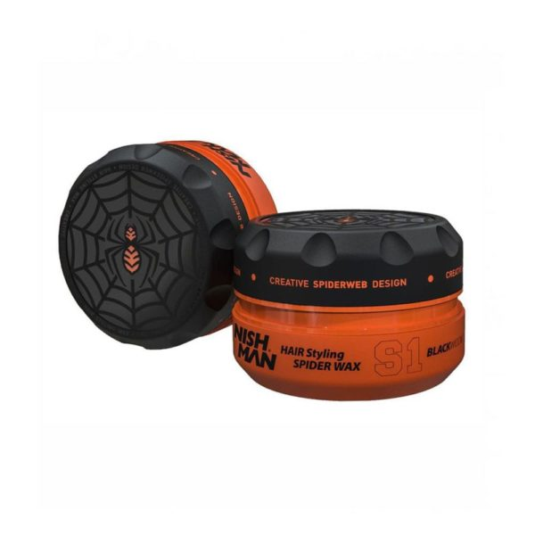 nish main hair wax spider s1